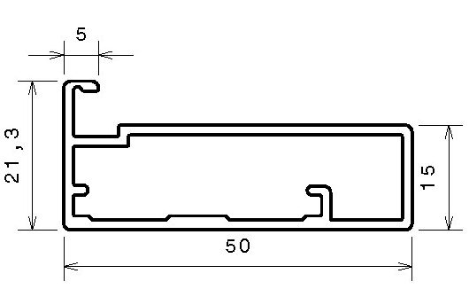 Glasrahment ren arreda systems ihr aluminium for System arreda